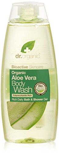 Dr.Organic Aloe Vera Detergente Corpo 250 ml