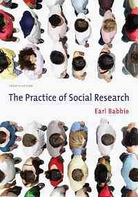 The Practice of Social Research. 12th Edition