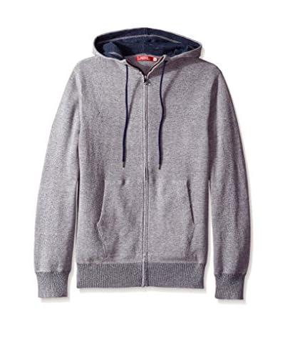Agave Men's Long Sleeve Zip Hoodie