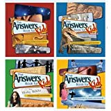 Answers Books for Kids Volumes 1-4 (4 pc set)