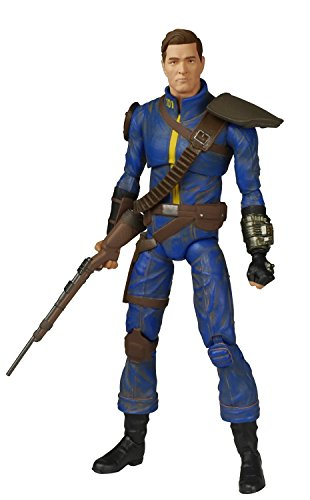 Super Hero Funko Legacy Fallout Lone Wanderer Hero Series Action Figures Toys