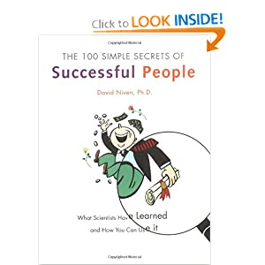 The 100 Simple Secrets of Successful People -  David Niven