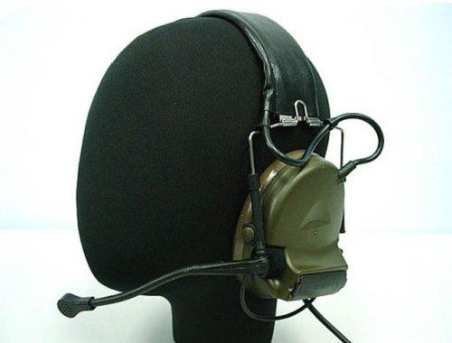 Comtac Ii Style Tactical Headset Od