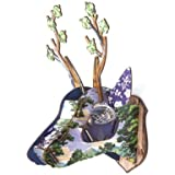 Floral Stag Decoration||RLCTB