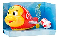 Kheliya Battery operated Fish with Dancing Ball