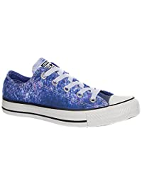 Converse CT Ox Periwinkle Purple Womens Trainers - 547291C