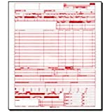 CMS 1450 / UB04 Medical Billing forms (500 Sheets)