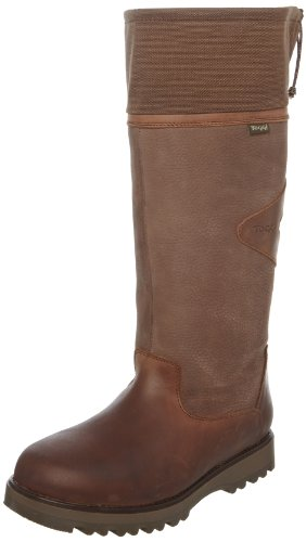 TOGGI Unisex-Adult Columbus Dark Copper Wellington Boot 6 UK, 40 EU