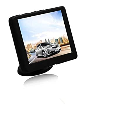 "AUTO-VOX 3.5"" HD Digtal Easy Install Car Rear View Monitor Suitable for All Cars from The Rear View Camera Center"