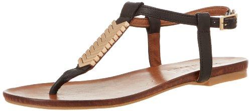 Miz Mooz Women's Cove Gladiator Sandal,Black,42 EU/11 M US