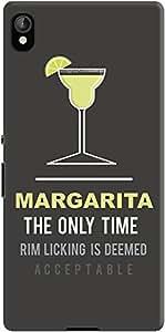 DailyObjects Margarita Case For Sony Xperia Z3 Plus