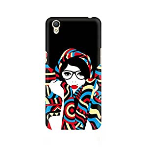 Ebby Scarf Lover Premium Printed Case For Oppo A37