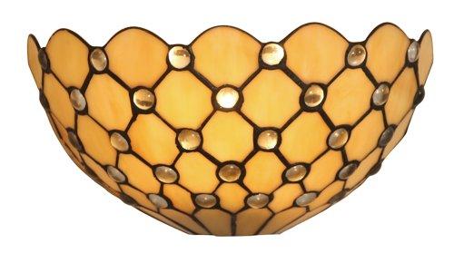 Jewel Tiffany Wall Light