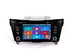 See Crusade Car DVD Player for Nissan X-trail 2013 2014 2015 Support 3g,1080p,iphone 6s/5s,external Mic,usb/sd/gps/fm/am Radio 8 Inch Hd Touch Screen Stereo Navigation System+ Reverse Car Rear Camara + Free Map Details