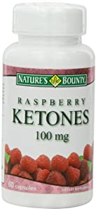 Natures Bounty Raspberry Ketones 60 Count from Nature's Bounty