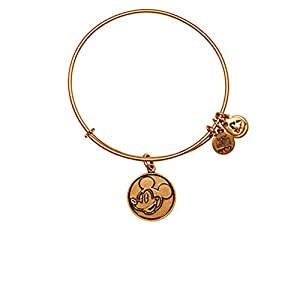 Alex and Ani (+) Energy Bracelet Disneyland Mickey Mouse