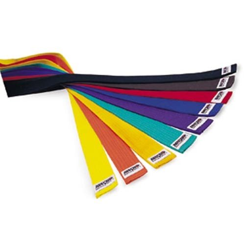 Karate belts ranking