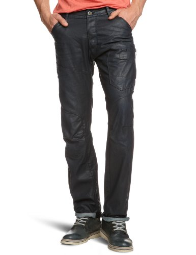 Jeans Biker 5620 3D Tapered dark aged G-Star W30 L32 Men's
