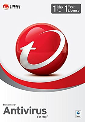 Trend Micro Antivirus for Mac 2015 1 User [Download]