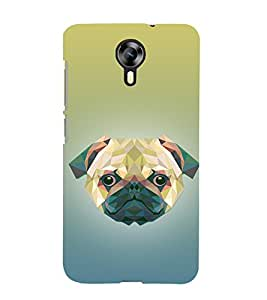 Dog 3D Doggy Puppy 3D Hard Polycarbonate Designer Back Case Cover for Micromax Canvas Xpress 2 E313 :: Micromax Canvas Xpress 2 (2nd Gen)