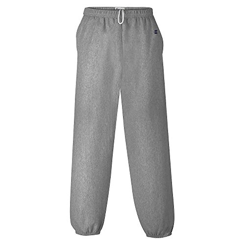 Cotton Max Fleece Pant, Silver Grey, XL (Champion 90 10 Sweatshirt compare prices)
