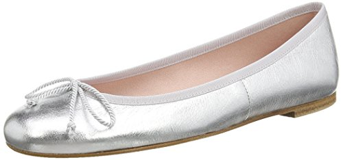 Pretty Ballerinas35629 - Ballerine Donna, Colore Argento (Silver (Ami Plata)), 39 EU (6.5 UK)