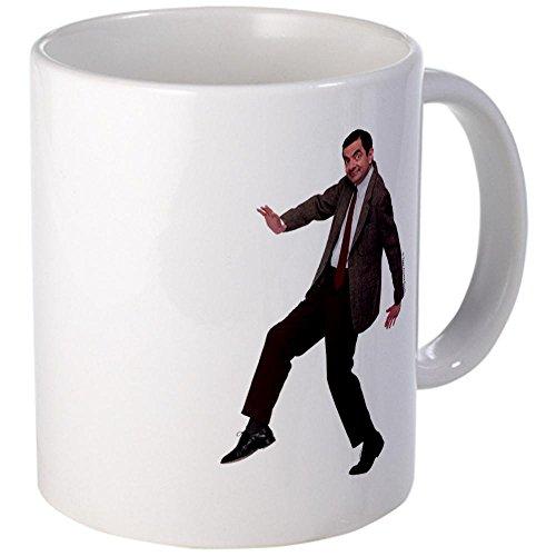 Cafepress Official Mr Bean Mugs - S White