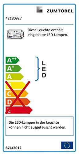 Lumière #zumtobel rettungszeichenleuchte pURESIGN150 42180927 aW nT1 9008709485853 éclairage de secours