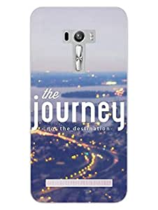 Journey To The Destiny - Everyone Has Its Own - Hard Back Case Cover for Asus Zenfone Selfie - Superior Matte Finish - HD Printed Cases and Covers