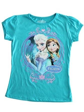 Disney Frozen Girls T-shirt (4)