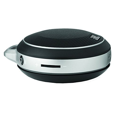 JBL Micro II Ultra-Portable Multimedia Speaker (Black)