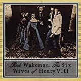 The Six Wives of Henry VIII (1973) A&M CS-3229