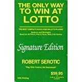 The Only Way to Win at Lotto (0941271064) by Ruben Citores