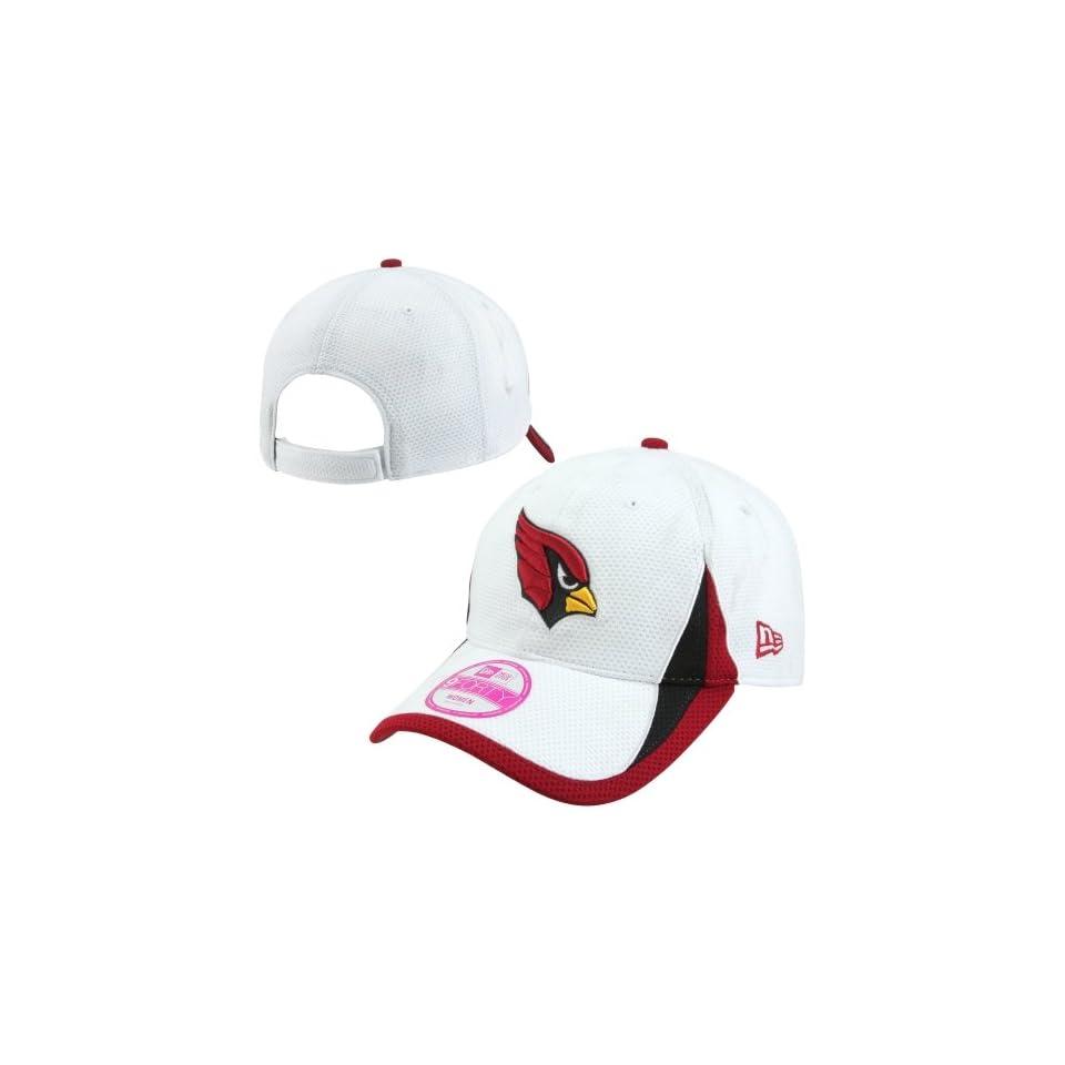 NFL Arizona Cardinals Womens Training 940 Adjustable Cap
