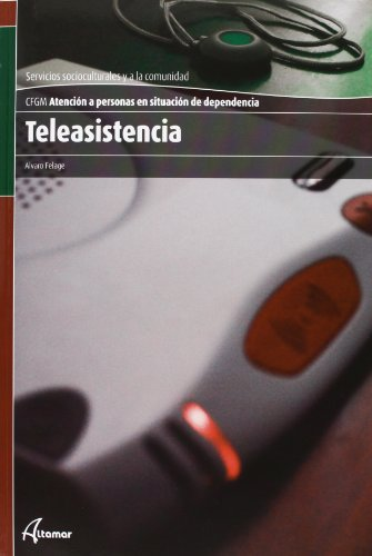 Gm - teleasistencia - atencion a personas en situacion de de dependencia - servicios socioculturales y a la comunidad