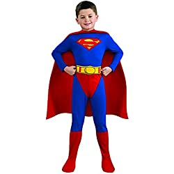 Superman Child's Costume, Large