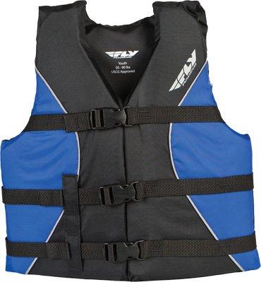 FLY Life Vest Blue/Black Youth 46022785 YOUTH BLU