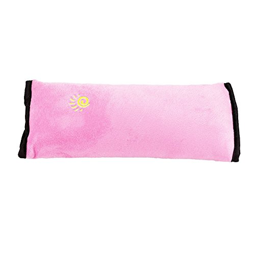 Find Discount Sunbeauty® Cotton Velvet Car Safety Seat Belt Shoulder Pad Pillow for Children With G...