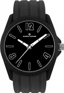 Jacques Lemans Unisex-Armbanduhr  Analog Quarz Silikon 380A