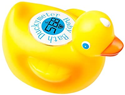 Duckymeter, the Baby Bath Floating Duck Toy and Bath Tub Thermometer by Ozeri that we recomend individually.
