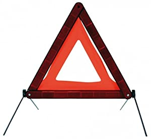 Walser Micro E1127R033969 Warning Triangle Red / Black