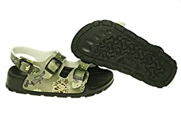 Birki\'s Toddler/Little Kid Aruba Backstrap Water Sandal,Beach Boy,29 N EU (US Little Kid 11-11.5 N)