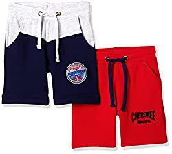 Cherokee Boys' Shorts (267978690_Assorted_2 - 3 years)
