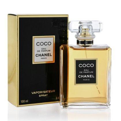 TopFragrance discount duty free COCO_CHANEL Eau De Parfum 3.4 FL OZ (New with Box)
