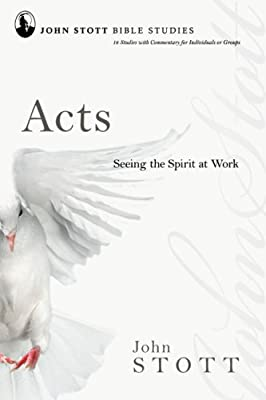 Acts: Seeing the Spirit at Work (John Stott Bible Studies)