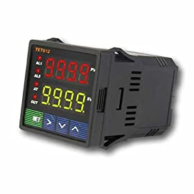 Dual Digital Display PID Temperature Controller. Great for Sous vide