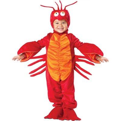 Little Boys' Lil Lobster Costume Medium (4T) front-707013