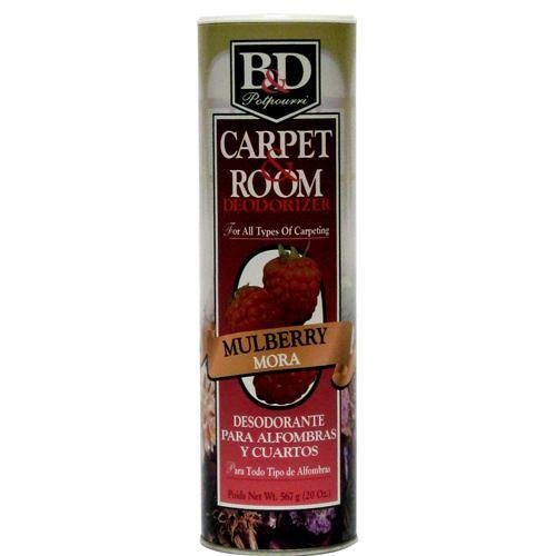 Cheap B & D Mulberry Carpet/Room Deodorizer – Case Pack 12 SKU-PAS407916 (B008GLDYC6)