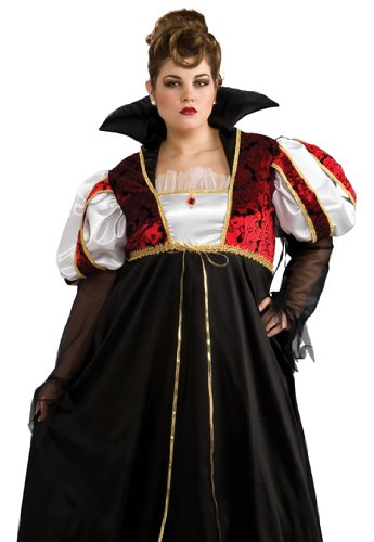Rubies Goth Lady Vampire Adult Halloween Costume