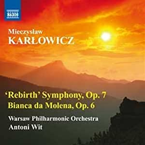 Rebirth Symphony, Op. 7 / Bianca Da Molena, Op. 6